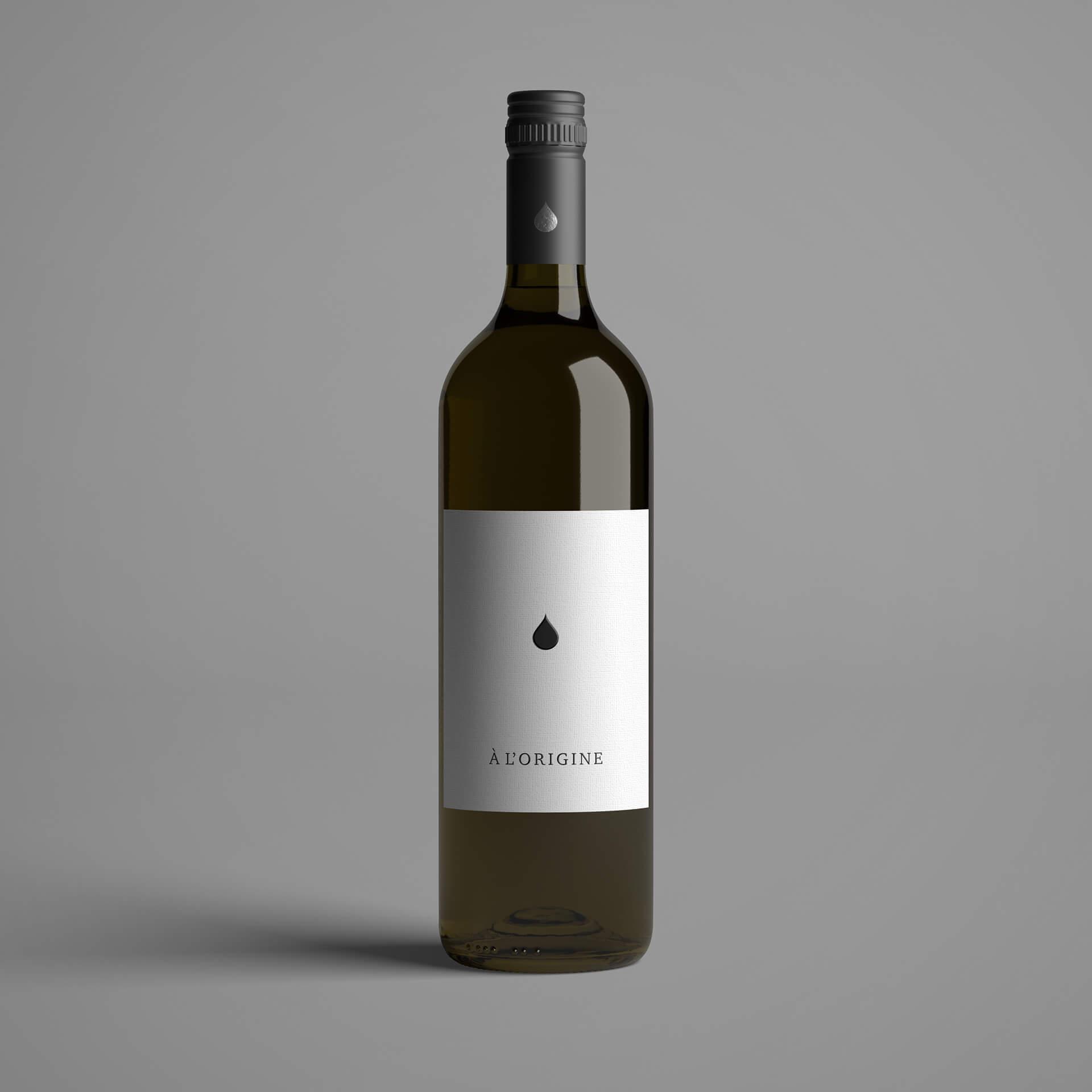 Wine Labels - Ricardo Moreira - Graphic Designer